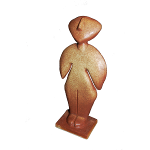 Figure Cycladic Ceramics