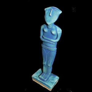 Figure Greek Votive Ceramics
