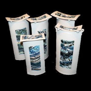 Pagoda Forms Ceramics