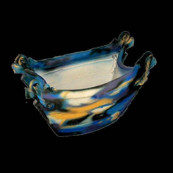 Boat Vessel Planter Ceramics
