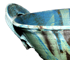 pottery from Cornwall