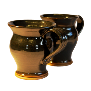 Black Mugs Ceramics