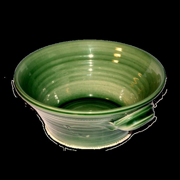 Large Dish Handled Ceramics