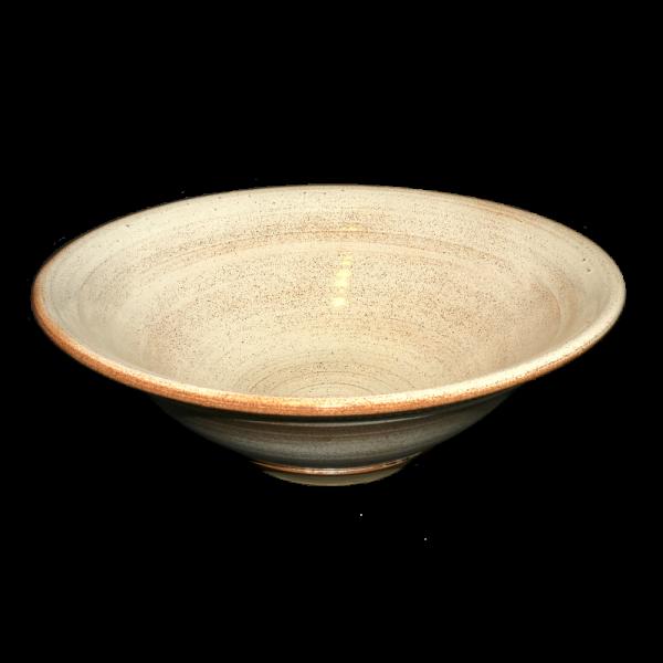 Large White Bowl Ceramics