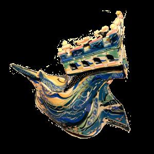 Boat Form Ceramics