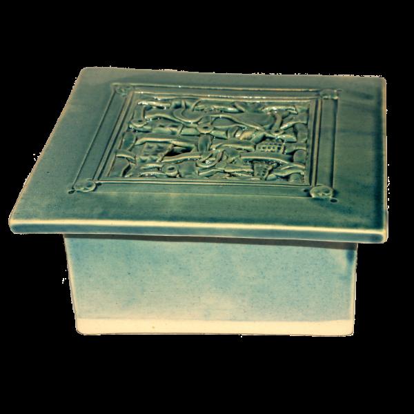 Porcelain Box Ceramics