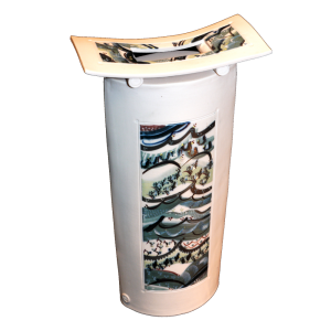 Pagoda Form Ceramics
