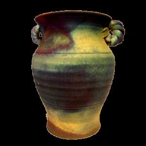 Raku Vase Ceramics