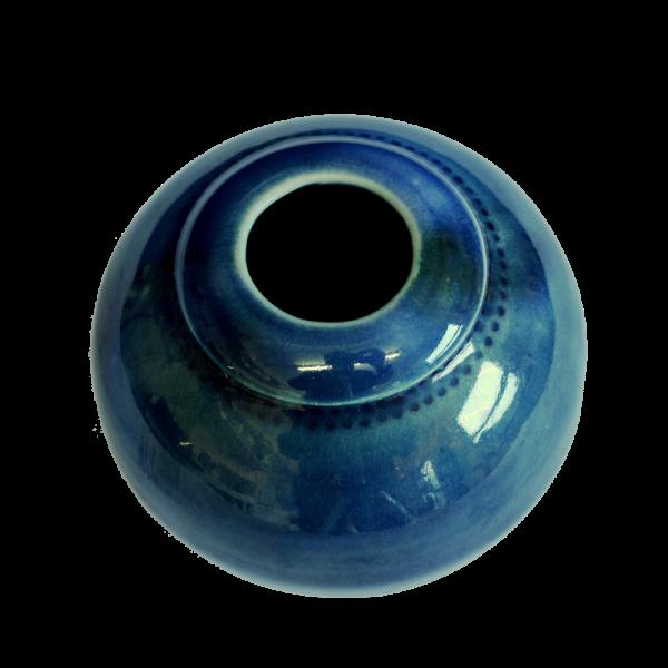 Vase Kernow Blue Ceramics