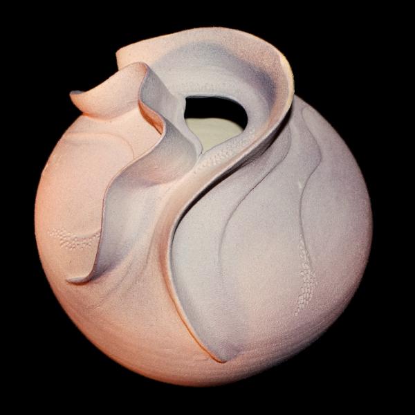 Wave Form Vase Ceramics
