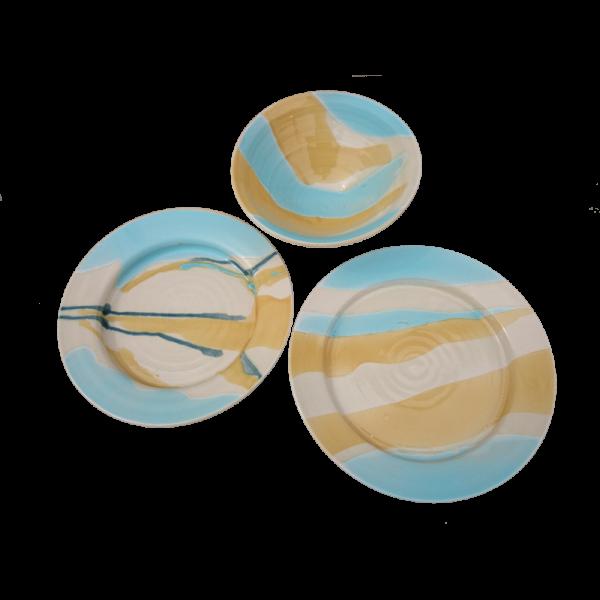 Atlantic Platters Ceramics