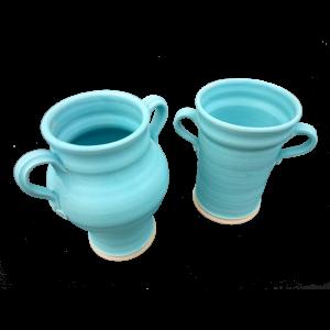 Turquoise Vases Ceramics