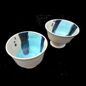 Tea bowl ceramics