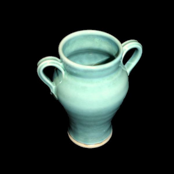 Handled Vase Ceramics
