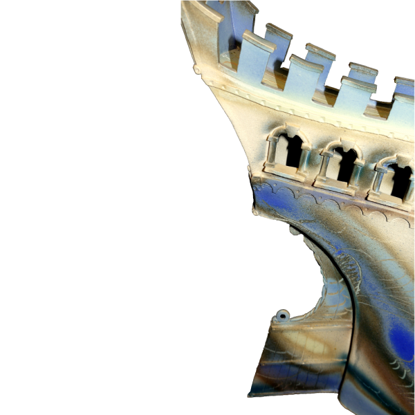 Metamorphic Vessel Form 3 Ceramics